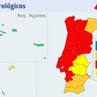 Portugal se llevará la peor parte del Huracán Leslie