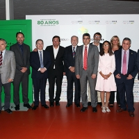 La ONCE premia el impulso a la igualdad de oportunidades en Extremadura