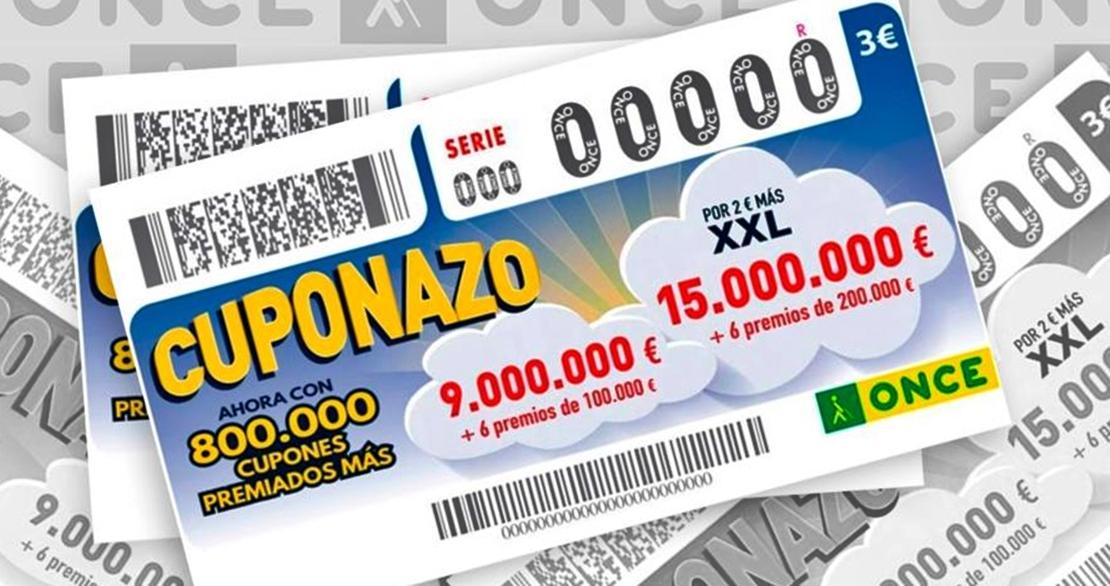 El Cuponazo de la ONCE reparte 112.900 euros en Extremadura
