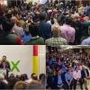 VOX consigue un llenazo en su acto de ayer en Badajoz