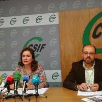 CSIF exige a la Junta que acate las sentencias y contrate a los interinos el 1 de septiembre