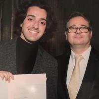 Un joven pianista emeritense premiado por un ministerio austríaco