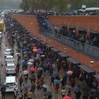 La bomba de las estaciones de tren no era real y vuelve la normalidad a Atocha y a Sants
