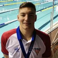 El extremeño Miguel Durán campeón de España de natación
