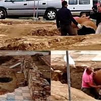 Siguen apareciendo restos en El Campillo (Badajoz)
