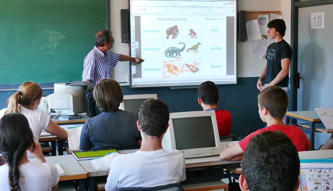 CCOO exige una solución para la climatización de las aulas