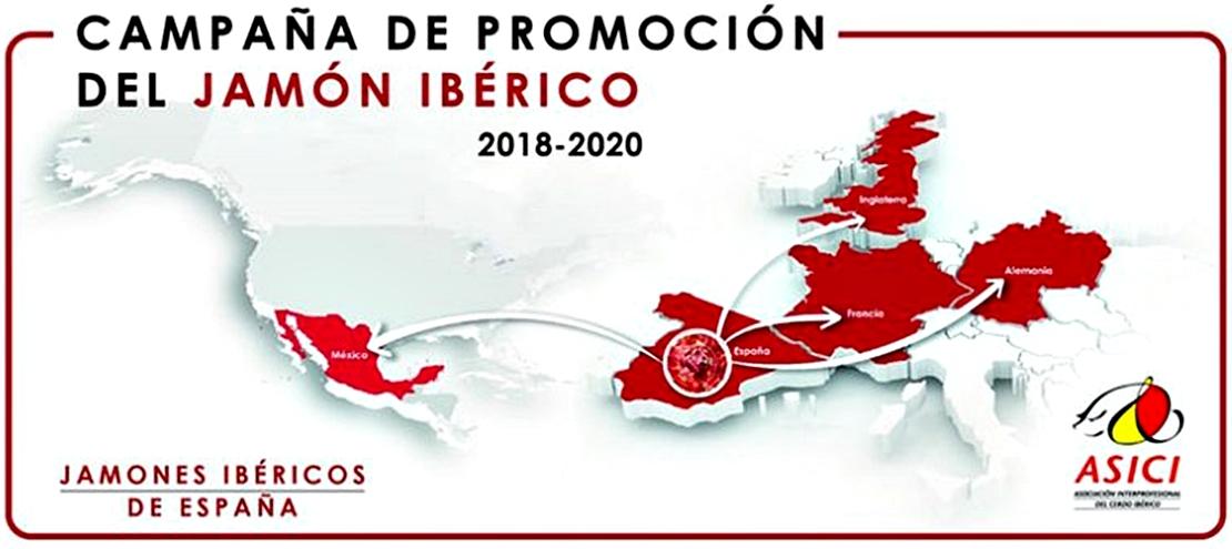Bruselas impide a Asici registrar la marca 'Jamones Ibéricos de España'