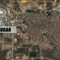 Un hombre politraumatizado tras sufrir un accidente en Villafranca de los Barros
