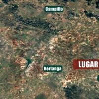 Cuatro heridos en un accidente en Azuaga (Badajoz)