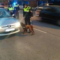 Campaña especial de la Policía Local contra el alcohol y las drogas al volante