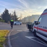 Una mujer es atropellada en el Puente de la Autonomía