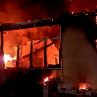 Dos incendios en viviendas dejan un herido grave en Extremadura