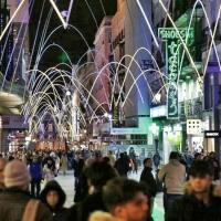 Despliegue policial para garantizar la seguridad estas navidades en las grandes ciudades