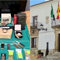 Medio kilo de drogas y dos detenciones en Fregenal de la Sierra