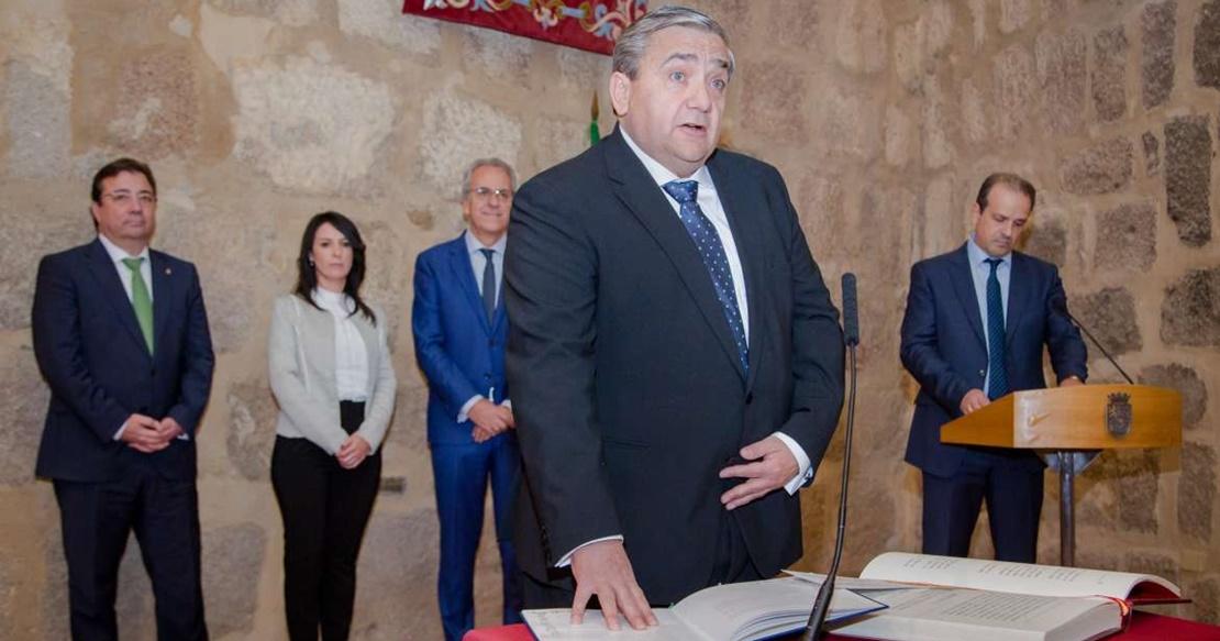 El nuevo rector pide a los políticos una cuerdo para que la UEx cuenta con más recursos