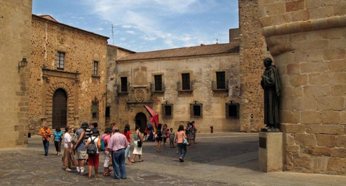 La Fundación Princesa de Girona elige Cáceres para la proclamación de uno de sus premios