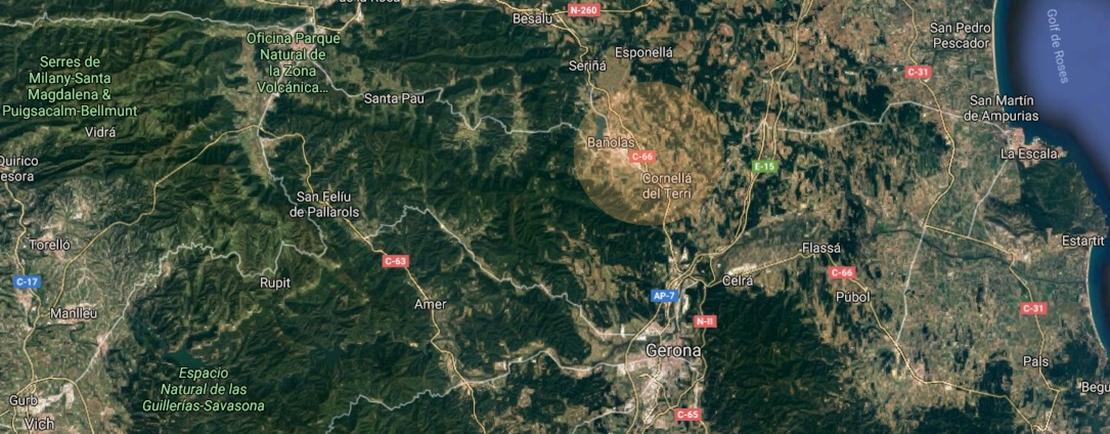 Investigan la muerte a puñaladas de una mujer en Banyoles, Girona