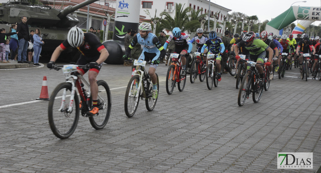 El ciclismo sustituye al duatlón como prueba estrella del Desafío San Fernando