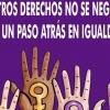 Mérida se manifestará por #Niunpasoatrás en los derechos de las mujeres