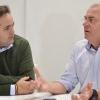 """Monago dice que la """"única solución"""" para el tren son elecciones"""