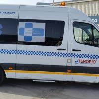 CCOO anuncia una concentración de trabajadores de transporte sanitario en Mérida