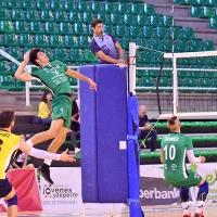 Gabriel Souza rescinde el contrato con el Cáceres Voleibol