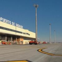 El vuelo Madrid-Badajoz llega con retraso