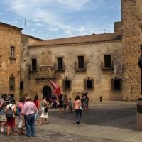 La Fundación Princesa de Girona elige a Cáceres para la proclamación de uno de sus premios