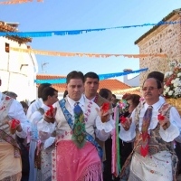 San Antón y los danzantes de Peloche, candidatos a Fiesta de Interés Turístico Regional