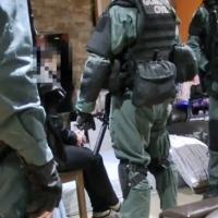 Operación Casargordo: Incautadas armas, dinero, drogas, vehículos y oro