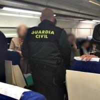 Descarrila un tren con destino Extremadura