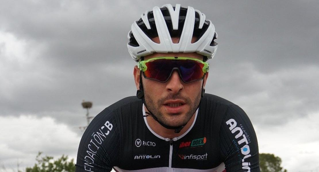 Rubén Tanco viaja a Tenerife para preparar sus próximas pruebas