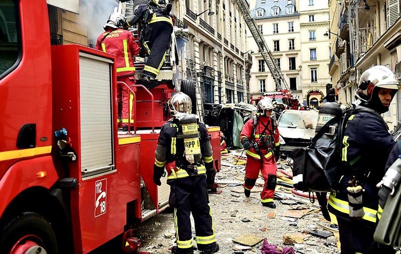 Una mujer española entre los fallecidos de la explosión en París