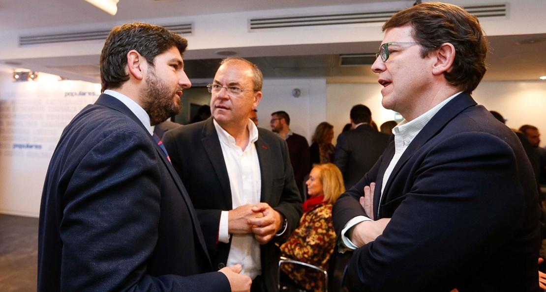 """Monago: """"El PP trabajará para que no se reedite el pacto de Sánchez con sus socios"""""""