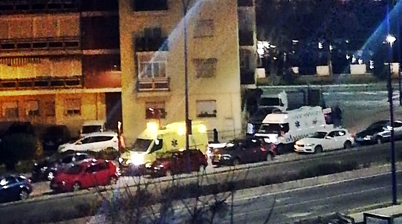 Atropello la pasada noche en Badajoz