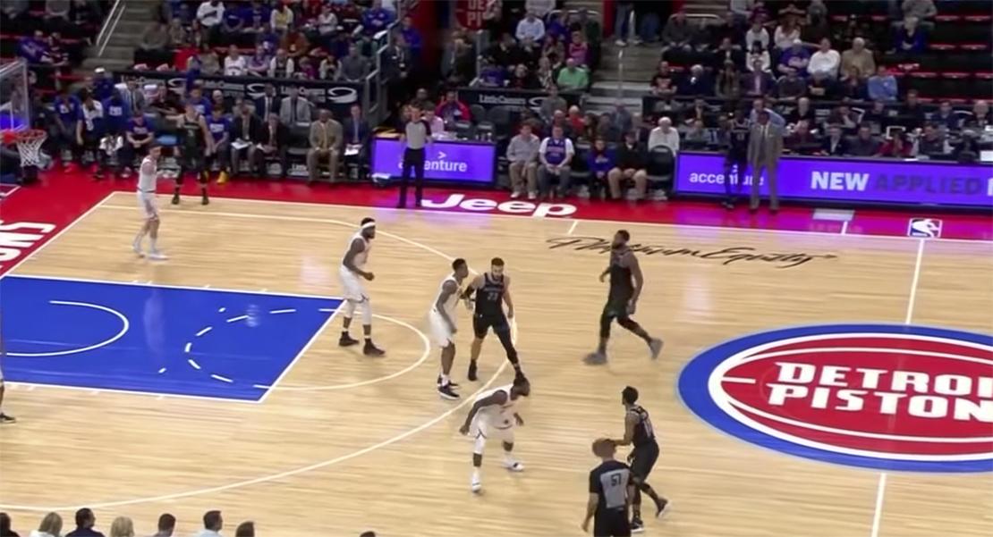Los Pistons de Calderón se acercan a los play off
