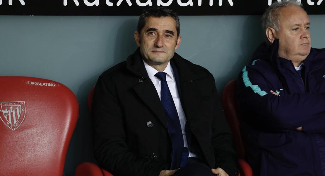 El entrenador extremeño Ernesto Valverde no confía en el equipo filial
