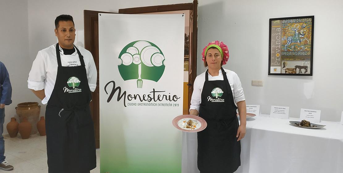 Una extremeña, ganadora del V Concurso Nacional de Cocina de la Dehesa