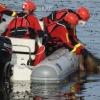 La UME encuentra un cadáver en el río Guadiana (Badajoz)
