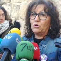 Patro Sánchez (UGT) dice que con la ultraderecha puede haber más asesinatos machistas