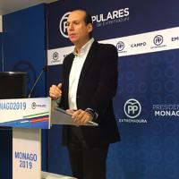 """PP pide a Ábalos soluciones al tren y que deje de """"discutir en los bares"""""""