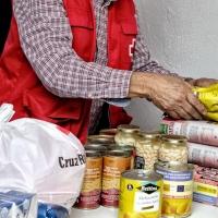 Cruz Roja distribuye más de 470.000 kilos de alimentos en Extremadura