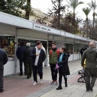 La avenida de Huelva, gran bulevar del libro antiguo y de ocasión en Badajoz