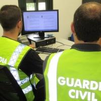 Operación de la Guardia Civil contra el uso de datos falsos en la compra de móviles