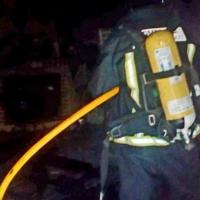Arden dos viviendas en menos de 24 horas en Orellana la Vieja