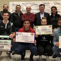 Los clubes deportivos cacereños muestran su solidaridad