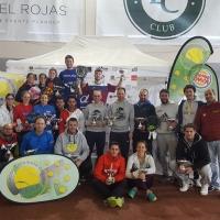 Mérida albergará el Trofeo Automoción del Oeste de pádel