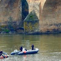 REPOR: La Aexme prueba su nuevo equipamiento en aguas del Guadiana