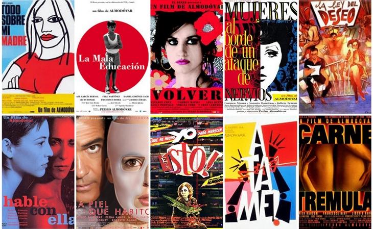 El cine de Almodóvar en el nuevo ciclo de la RUHC