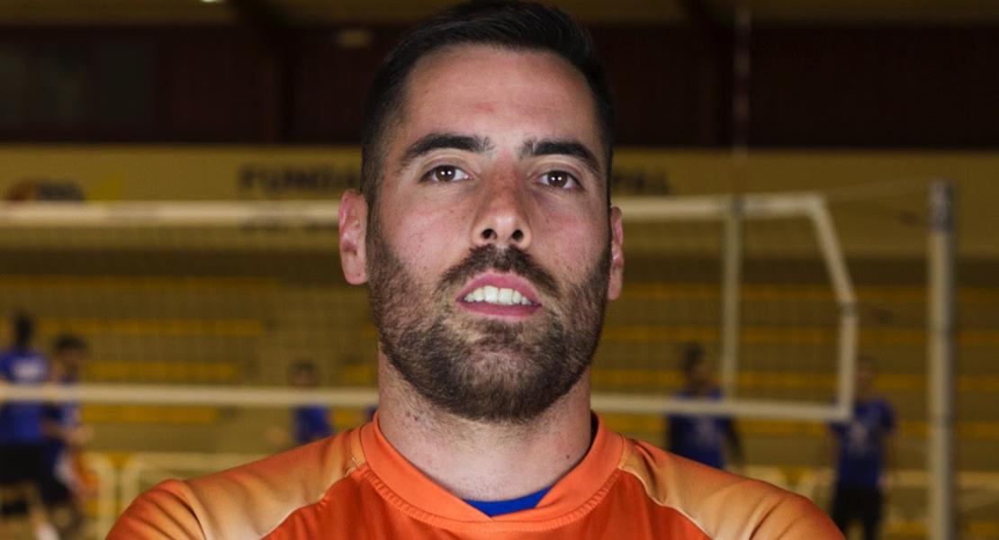 Dos jugadores del Pacense Voleibol elegidos en el septeto ideal